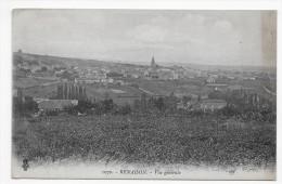 RENAISON EN 1920 - N° 1070 - VUE GENERALE - CPA VOYAGEE - Autres Communes