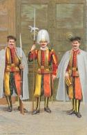 Vatican - Guardia Svizzera Pontificia - Edition E. Richter - Carte Non Circulée - Vatican