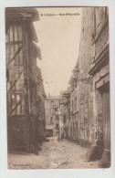 CPA LISIEUX (Calvados) - Rue D´Hauvillesur Rorbiquet - Lisieux