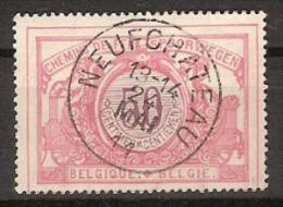 TR 35  / SP 35 Met PRACHTIGE  Rondstempel NEUFCHATEAU  ; Staat Zie Scan  ! Inzet 5 € ! - 1895-1913