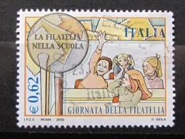 ITALIA USATI 2002 - GIORNATA DELLA FILATELIA - SASSONE 2665 - RIF. G 2174 - 1^ SCELTA - 6. 1946-.. Repubblica