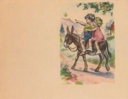 BOURET Germaine - Projet De Carte De Voeux - Bouret, Germaine