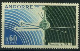 France, Andorre : N° 177 Xx Année 1966 - Ongebruikt