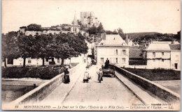 41 MONTRICHARD -- Le Pont Sur Le Cher - Entrée De Ville --- - Montrichard