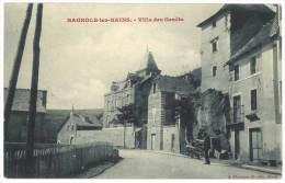 Lozère - Bagnols Les Bains - Villa Des Genêts - France