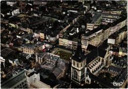 Belgique Liège Vue Aérienne La Cathédrale - Très Très   Rare - Liège