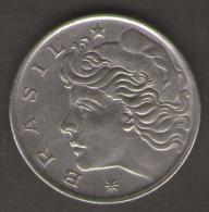 BRASILE 50 CENTAVOS 1970 - Brasile