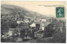 Lozère - Environs De Bagnols Les Bains - Saint Julien Du Tournel - France