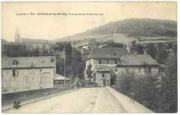 Lozère - Bagnols Les Bains - Vue Prise Du Pont Du Lot - France
