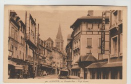 CPSM LISIEUX (Calvados) - Grande Rue - Lisieux