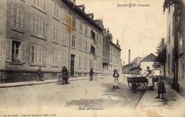 CPA   88  SAINT-DIE---RUE DE L'ORIENT---1915 - Saint Die