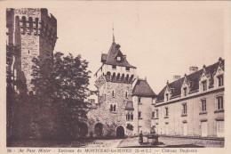 Environs De Montceau-les-Mines, Château Duplessis - Montceau Les Mines