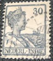 Netherland Indies 1914 Queen Wilhelmina 30c - Used - Indes Néerlandaises