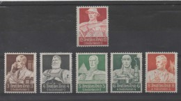 ALLEMAGNE  REICH Timbres Neufs *de 1934    (ref 3072 )  Métiers - Germania