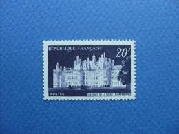 N° 924 NEUF**  CHATEAU DE CHAMBORD. - Châteaux