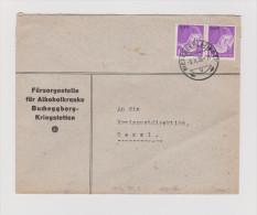 Heimat SO Niedergerlafingen 1936-02-03 Portofreiheit #545 Für - Franchise