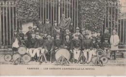 AMFREVILLE LA MIVOIE ( La Fanfare ) - France