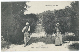 TYPES DU CENTRE - Retour Des Champs - N° 586 - Centre-Val De Loire