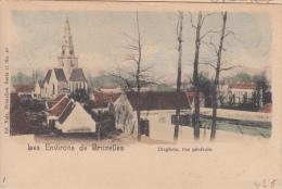 Brussel      Dieghem Vue Général           Nr 6120 - Diegem