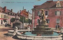 Tarbes : Fontaine De La Source D'Amour - Tarbes