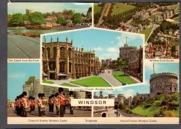 WINDSOR CASTLE PROMENADES FG NV SEE 2 SCANS - Windsor Castle