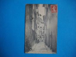 CARPENTRAS  -  84  -  Le Vieux Carpentras  -  La Carrièro Dès Bèrara  -  Rue Serpentine  -  Vaucluse - Carpentras