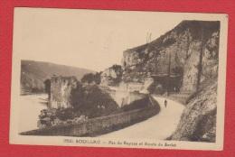 Souillac --  Pas Du Raysse Et Route De Sarlat - Souillac