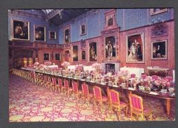 WINDSOR CASTLE THE WATERLOO CHAMBER FG NV SEE 2 SCANS - Windsor Castle