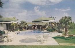 ETATS-UNIS----TEXAS--CORPUS CHRISTI---ranch Motel Swimming Pool--voir 2 Scans - Corpus Christi