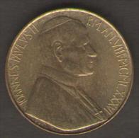 VATICANO 20 LIRE 1986 - Vaticano