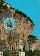 SPIAZZI  (VR)  SANTUARIO B.V. DELLA  CORONA     (VIAGGIATA) - Italia