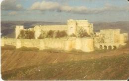 TARJETA DE SIRIA DE 500 POUNDS DE UN CASTILLO (CASTLE) - Syria