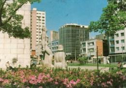- BRASIL. - CURITIBA. - PRACA DESENOVE DE DEZEMBRO  ESTADO DO PANAMA - Stamps - - Curitiba