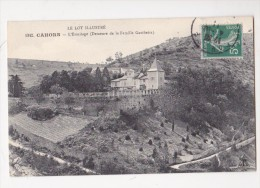 Cpa CAHORS  L Ermitage Demeure De La Famille Gambetta 1342 - Cahors