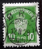 Norway 1926  Minr.2   (  Lot C 1529 ) - Dienstmarken