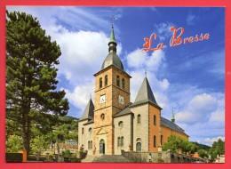 88. La Bresse. Eglise Saint-Laurent - France