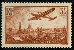 France PA (1936) N 13 * (charniere) - Poste Aérienne