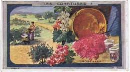 Cromo  AU PLANTEUR  DE CAIFFA  LES CONFITURES GROSEILLES - Trade Cards