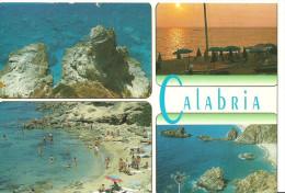Calabria, Vedute E Scorci Panoramici Della Regione - Italia