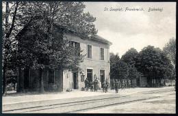1235 - Pas De Frais De Port - Cartes Postales Anciennes De La Gare Saint Souplet - TOP - Cambrai