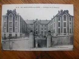 """Boulogne-sur-mer , Clinique Du Dr Houzel """" Carte Animée """""""" - Boulogne Sur Mer"""