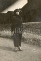 Photo Ancien / Foto / Old Photo / Woman / Lady / Femme  / 1920s - Personas Anónimos