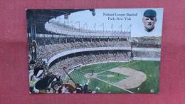 > Baseball   Stadium   National League  Polo Grounds NY ======= 2155 - Baseball