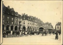 76 - DIEPPE - Très Belle PHOTO - Marché - Halle - Lieux
