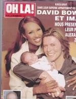 OH LA DAVID BOWIE CLINT EASTWOOD IMAN N01O5 - People