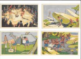 Escultismo - Scouting - Scoutisme - Pfadfinder - Scautismo - Eclaireurs Unionistes De France - Padvinderij
