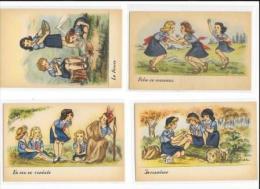 Escultismo - Scouting - Scoutisme - Pfadfinder - Scautismo -Scouts De France - Padvinderij