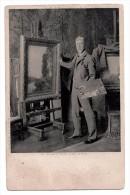 A-737, Postcard, E. A. Waterlow - English Painter - Famous People