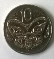Monnaie - Nouvelle-Zélande - 10 Cents 1980 - Superbe - - New Zealand