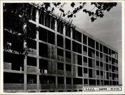 91 - BAGNEUX-SUR-SEINE - Beau LOT De 10 PHOTOS 1958 - Construction HLM - Cité - Photo Compère à Levallois - Architecture - Lieux
